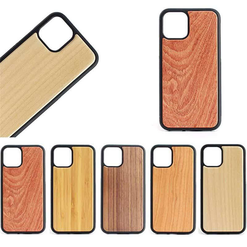 Fa mintás telefontok iPhone 7 -8 -11 készülékekre