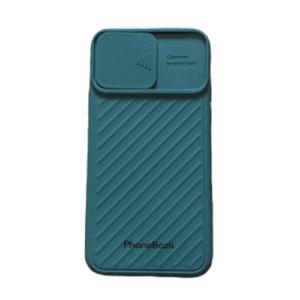 PhoneBazis TPU Kameravédő telefontok – iPhone 11 / 11 Pro / 11 Pro Max – Zöld, 11 Pro