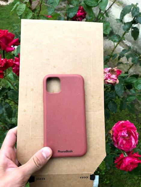 PhoneBazis bio tok karton borítékban