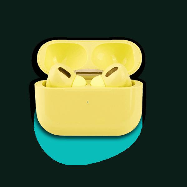 Macaron Pro Sárga