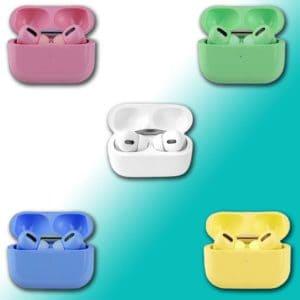 Színes Macaron Pro Headset