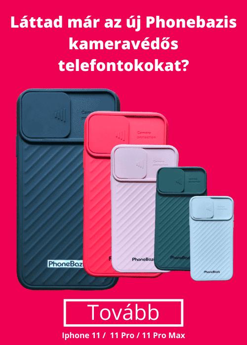 Phonebazis-TPU-telefontok-különböző-színekben