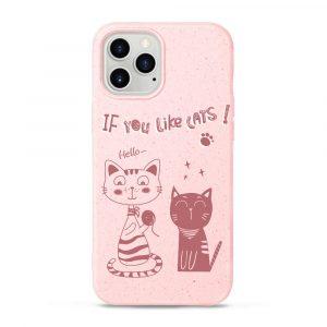 Cuki cicák – Komposztálható telefontok