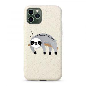 Lajhár – Komposztálható telefontok
