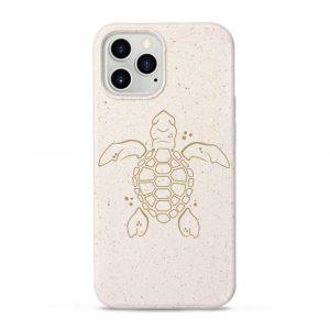 Teknős Mintás Komposztálható telefontok