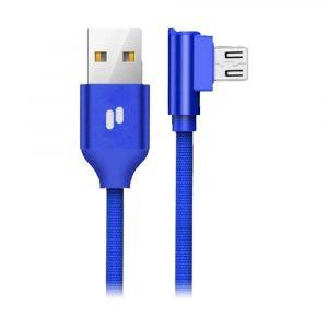 Puridea L23 Micro USB töltő 2.4A Kék